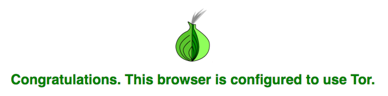 tor connectivity